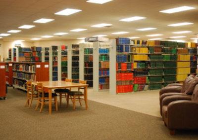 Harding University Graduate School of Religion L.M. Graves Memorial Library