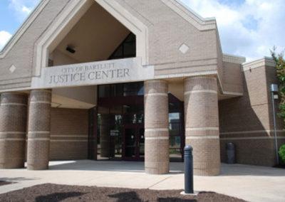 City of Bartlett Justice Center
