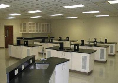 Northwest Mississippi Community College DeSoto Center Basement